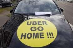 ٹیکسی سروس اوبر کے خلاف جنوبی امریکا میں مظاہرے