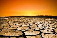 انسانی نسل کو ماحولیاتی تبدیلیوں سے خطرہ