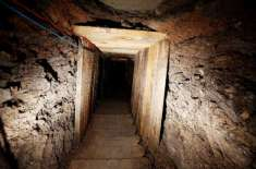 امریکہ میں سمگلروں کی 800 میٹر طویل خفیہ سرنگ دریافت ہونے کا انکشاف
