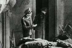 ہٹلر کی آخری تصویر