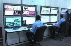 لاہور میں کمانڈ اینڈ کنٹرول سینٹر 5 اکتوبر سے آپریشنل ہو گا، سینٹرپرلاگت ..