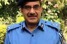 اسلام آباد پولیس کو سمارٹ پولیسنگ کی طرف لے کر جائیں گے۔ا نسپکٹر جنرل ..