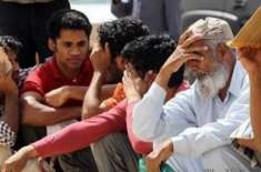سعودی عرب سے ڈپوٹ ہونے والے 80پاکستانی لاہور پہنچ گئے