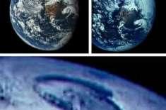 زمین  اندر سے خالی اور ایک  الگ دنیا رکھتی ہے، نیا دعویٰ سامنے آ گیا