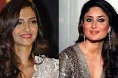 """بہن کی فلم میں سونم کپور""""چھوٹا"""" کرینہ کپور""""بڑا""""کردار ادا کریں گی"""