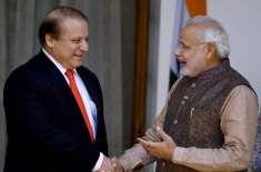 وزیراعظم نواز شریف اور بھارتی وزیراعظم مودی کا ٹیلیفونک رابطہ