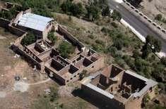پاک فوج نے عسکریت پسندوں پر نطر رکھنے کیلئے علاقے میں موجود گھروں کی ..