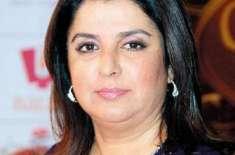 فرح خان پہلی مرتبہ ہارر فلم میں اداکاری کیلئے تیار
