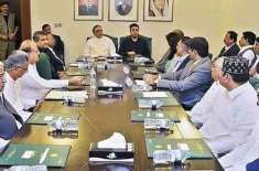 دبئی میں ہونے والے پیپلزپارٹی کے مشاورتی اجلاسوں میں اہم معاملات طے ..