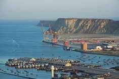 پاکستان نیوی گوادر بندرگاہ اور اس سے ملحقہ پانیوں کی سیکیورٹی کویقینی ..