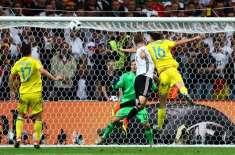 یورو 2016ء : جرمنی نے یوکرائن کو 0کے مقابلے 2گولز سے ہرا دیا
