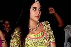 سارہ علی خان کی ان دیکھی ویڈیو لیک