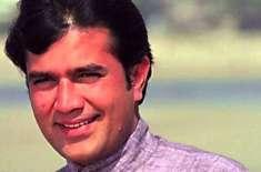 بالی ووڈ کے پہلے سپر سٹار راجیش کھنہ کو مداحوں سے بچھڑی6 برس ہوگئے