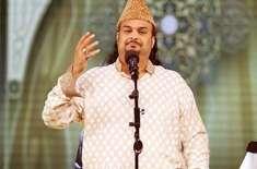 معروف قوال امجد صابری کی دسری برسی کل منائی جائے گی