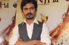 نواز الدین صدیقی فلم کی شوٹنگ کیلئے لندن روانہ ہوگئے