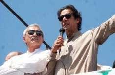 جہانگیر ترین نے عمران خان پر بیس ارب روپے خرچ کیے