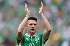 آئرلینڈ فٹ بال ٹیم کے کپتان روبی کین کا انٹرنیشنل فٹ بال سے ریٹائرمنٹ ..