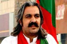 تحریک انصاف کی حکومت عوام کی خدمت پر یقین رکھتی ہے، علی امین گنڈا پور