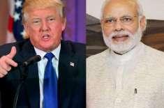 بھارت نے امریکا کی درآمد ی مصنوعات پر ٹیرف عائد کرنے کے فیصلے پر عمل ..