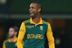 جنوبی افریقی آل رانڈر روبن پیٹرسن نے تمام طرز کی کرکٹ سے ریٹائرمنٹ ..