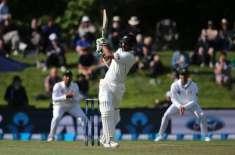 پہلا ٹیسٹ،دوسرے روز کا کھیل ختم، پاکستان 133رنز پر ڈھیر ،نیوزی لینڈ ..