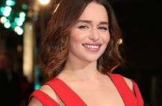 اداکارہ امیلیا کلارک نے سٹار وارز کی اگلی فلم سائن کر لی