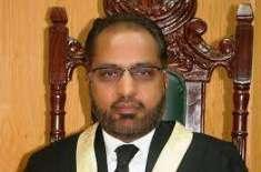 سپریم جوڈیشل کونسل نے جسٹس شوکت عزیز صدیقی کوطلب کرلیا