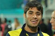 یاسر شاہ کی کمر میں تکلیف کے باعث ٹیم مینجمنٹ نے محمد اصغر کو 17 ویں پلیئر ..