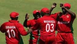 چوتھا ون ڈے، زمبابوے نے افغانستان کو 65رنز سے ہرا کر سیریز2-2 سے برابر ..