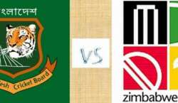 بنگلہ دیش رواں ماہ زمبابوے کیخلاف چار ٹی ٹونٹی میچز کی سیریز کی میزبانی ..