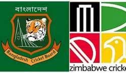 بنگلہ دیش اور زمبابوے کے درمیان ٹی ٹونٹی سیریز کا پہلا میچ جمعے کو کھیلا ..