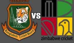بنگلہ دیش اور زمبابوے کے درمیان تیسرا ٹی ٹونٹی بدھ کو کھیلا جائیگا