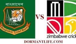 بنگلہ دیش اور زمبابوے کے مابین آخری ٹی ٹوئنٹی کل کھیلا جائے گا،سیریز ..