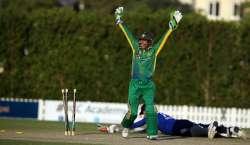 خرم منظور کی شاندار سنچری،پاکستان اے نے انگلینڈلائنز کو تیسرے ون ڈے ..