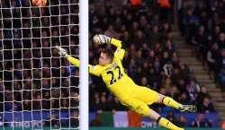 انگلش پریمیئر فٹ بال لیگ ، لیسٹر سٹی نے لیور پول کو بآسانی شکست دے دی