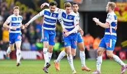 ایف اے کپ فٹبال، ریڈنگ اور ویٹ فورڈ نے اپنے میچز میں فتح حاصل کر لی