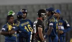 ایشیاء کپ ٹی ٹونٹی : دوسر ے میچ میں سری لنکا نے متحدہ عرب امارات کو 14رنز ..