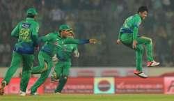 پاکستان 100 بین الاقوامی ٹی ٹوئنٹی میچز کھیلنے والی پہلی کرکٹ ٹیم بن ..