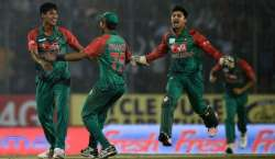 بنگلہ دیش کے اہم تیز گیند باز مستفیض الرحمان زخمی ہونے کے باعث ایشیا ..