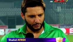 ایشیاء کپ ٹی ٹونٹی ، پاکستان کا سری لنکا کیخلاف ٹاس جیت کر فیلڈنگ کا ..