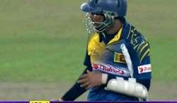 ایشیاء کپ ٹی ٹونٹی ، آخری لیگ میچ میں سری لنکا کا پاکستان کو کامیابی ..