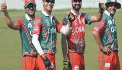 ورلڈ ٹی20کوالیفائرز: اومانی ٹیم میں پاک بھارت کھلاڑیوں کی بھرمار