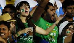 پاک بھارت میچ دوران پاکستان زندہ باد،بھارت مردہ باد کے نعرے،پولیس ..