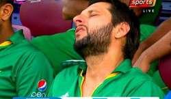 ورلڈ ٹی ٹونٹی ،آسٹریلیا نے پاکستان کو 21رنز سے شکست دیکر ایونٹ سے باہر ..