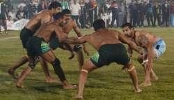 ایشین کبڈی چیمئین شپ کی شاندارکامیابی کے بعداب کبڈی ورلڈ کپ پاکستان ..