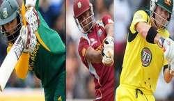 ویسٹ انڈیز، آسٹریلیا اور جنوبی افریقہ کے مابین تین ملکی کرکٹ سیریز ..