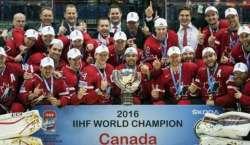 کینیڈا نے فن لینڈ کو شکست دیکر ورلڈ ہاکی چیمپئن شپ جیت لی
