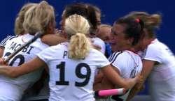 ویمن ہاکی،برطانیہ نے عالمی ، اولمپک چیمپئن ہالینڈ کو پہلے میچ میں 2-1 ..