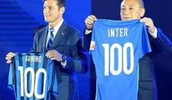 چینی الیکٹرونکس کمپنی نے فٹبال کلب انٹر میلان کو ریکارڈ3ارب روپے میں ..