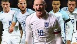 یورو فٹ بال چیمپئن شپ میں برطانوی ٹیم 11 جون کو روس کے خلاف مہم کا آغاز ..